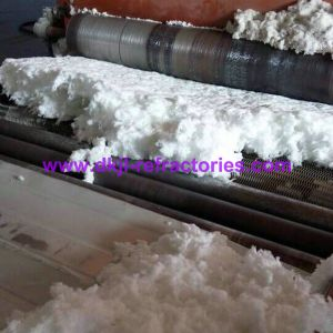 Heat Insulation Ceramic Fibre Blowing Bulk for Furnaces pictures & photos