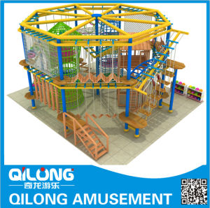 Candy House Indoor Playground for Children (QL-1215H) pictures & photos