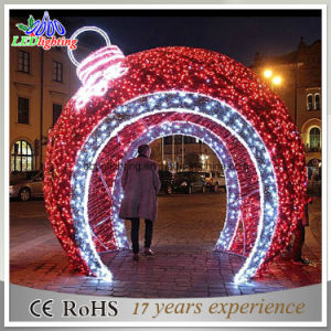 holiday light led christmas ball light large outdoor christmas decoration light - Large Outdoor Christmas Decorations