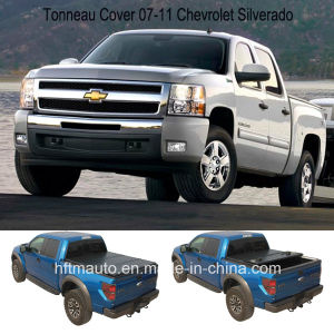 Tri Fold Tonneau Covers for 07-11 Chevrolet Silverado pictures & photos