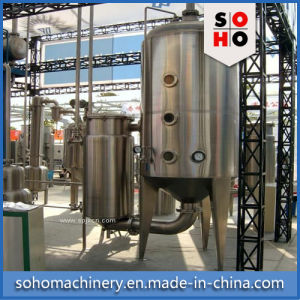 High Efficient Vacuum Falling Film Single Stage Evaporator pictures & photos