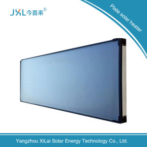 Blue Coating Building Intergrated Flat Plate High Efficiency Solar Collector Solar Panel Flat Plate Solar Collector pictures & photos