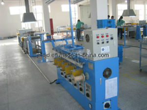 FC-T16 Copper Wire Annealing Annealer Twisting Bunching Stranding Extruder and Tinning Machinery pictures & photos