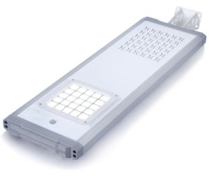 Discount Newest Design 25W LED Solar Street Light with Sensor