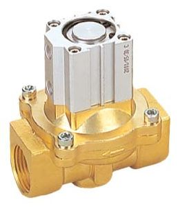 Pneumatic Cut off Air Control Two Way Valve 2q250-25