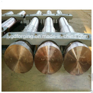 DIN 1045 Hot Forged Steel Shaft pictures & photos