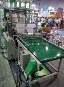 Four-Layer, Eight Line Bottom Sealing Bag Making Machine (MD-HC) pictures & photos