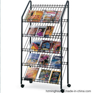 Customize Wholesal Metal Display Rack for Supermarket Store Display Use