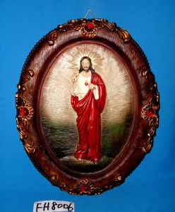 Religious Wall Plaque for Christmas Decoration pictures & photos