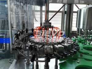Full Auto High Capacity Monoblock Fruit Juice Filling Machine for Glass Bottle pictures & photos