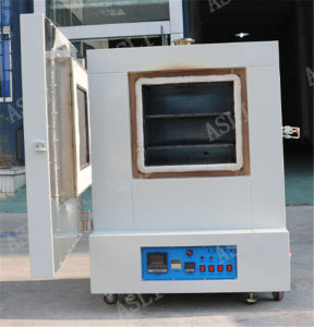Stainless Steel High Temperature Industrial Drying Oven pictures & photos