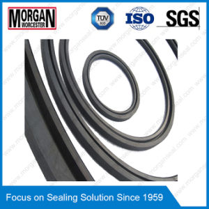 R37 Profile Rotary Shaft Fabric Rubber Bonded Oil Seal pictures & photos