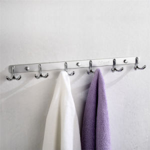 Stainless Steel Bathroom Accessories Hook for Clothes/Robe/Coat pictures & photos