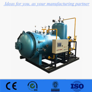 2020 Top Quality Rubber Shoes Vulcanizing Industrial Autoclave