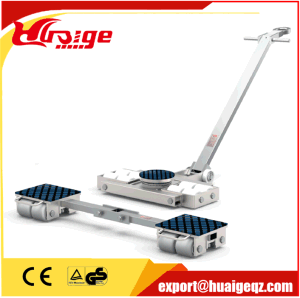 Swivel Transportation Cargo Trolley for Storage and Cage pictures & photos