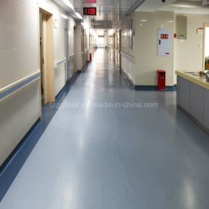 Plastic PVC Vinyl Flooring with PVC Closed Backing pictures & photos