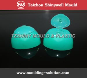 Oval Flip Top Cap Mould
