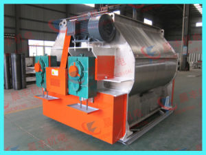High Speed Batching Double-Shaft Animal Feed Mixing Machine pictures & photos