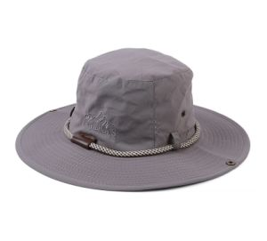 Waterproof Big Brim Boonie Hat