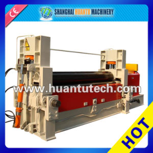 W11s-10X3200 Universal Upper Roller Sheet Plate Rolling Machine pictures & photos