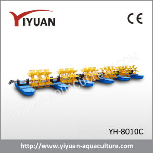 Yh-8016c Diesel Motor Paddle Wheel Aerator, Aerators for Aquaculture pictures & photos