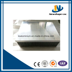 Custom Anodized CNC Machine Heat Sink