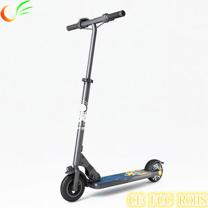 Hot Selling Green 5inch 200W Aluminum Alloy Electric Folding Bike with 6.5kgs Weight pictures & photos