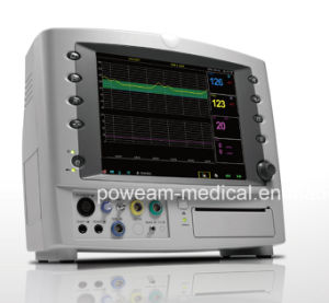 "ISO, Ce, FDA USA Approval 10.4"" Fetal Mother Monitor (FM-10A Plus) pictures & photos"