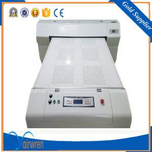china large format 3d effect uv ceramic tile printing machine dual
