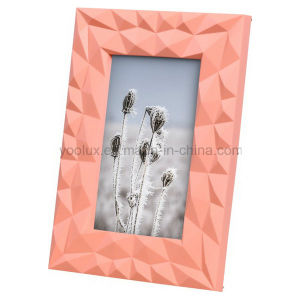 Plastic Table Top Desk Collage Photo Frame