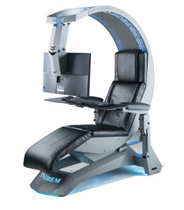 china ergonomic gaming workstation chair of new model