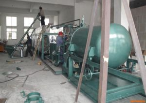 2 Tons /Day Waste Engine Oil Recycling Plant