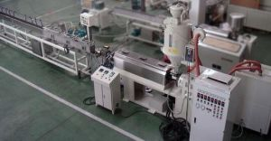 Center Vein Medical Pipe Extrusion Line pictures & photos