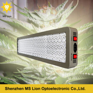 Full Specturm Dual Plant Lighting 1200W LED Grow Light for Greenhouse Indoorveg Bloom