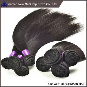 100% Virgin Hair Weft Brazilian Human Hair
