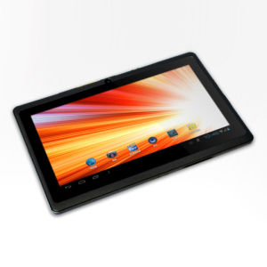 7 Inch Boxchip A13 Tablet with WiFi, DDR3 512m, 1GHz, 4GB Flash (L525)