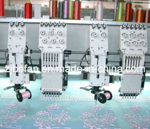 Coiling Embroidery Machine pictures & photos