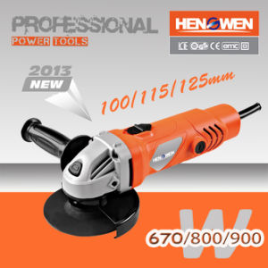 115mm 670W Angle Grinder (S1M-HW15-115A)