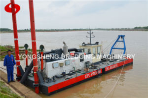 Chinese Cutter Suction Dredger for Sale