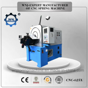 CNC-625X 6axis Spring Wire Bending Machine