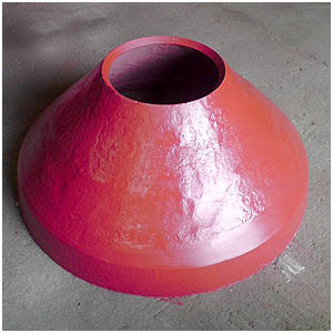 Cone Crusher Parts, Spare Part, Mantle, Concave, Blow Bar, Jaw Plate pictures & photos