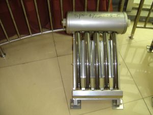 Mini Sample Solar Water Heater for Exhibtion / Showroom / Fair pictures & photos