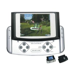 MP4 Game Player (MGP4-01)