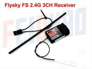 F01814 Flysky Fs-Gr3c 2 4G 3CH Receiver with Failsafe for RC Car Boat