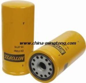 Oil Filter for Carterpillar (OEM NO.: 1R0716)