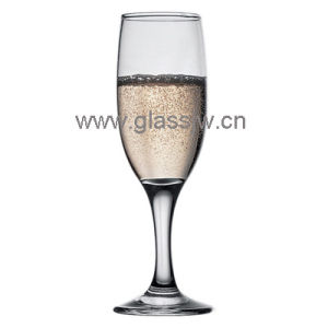 Super Clear Champagne Glass, 150ml Capacity, OEM Service Provided