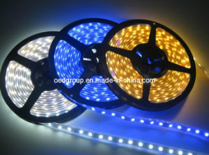 IP65 14.4W/M Yellow Color LED Flexible Strips pictures & photos
