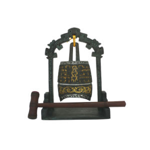 Bronze Bell, Sculpture, Religious Craft (RXsc080046)