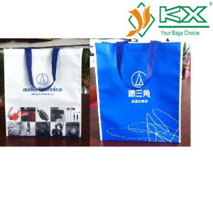 Wholesale Non Woven Fabric Laminated Tote Bags for Promos