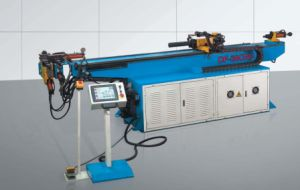 Automatic Hydraulic Tube Bending Machine (DF-38CNC)